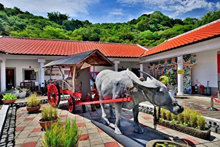 前往太平农庄文物馆,感受文青创意美学及具时代内涵的美好氛围。