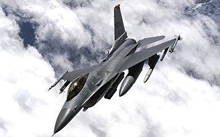 空军F-16构改升级 台今年底可获22架