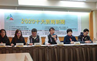 台2020年十大教育新聞 疫情重創教育居首