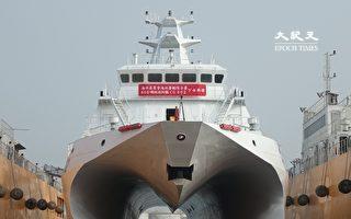 巡防艦艇交船 總統:展現捍衛藍色國土決心