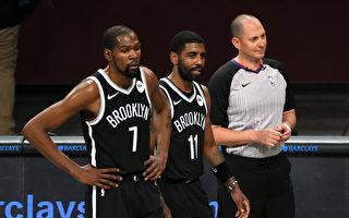 NBA熱身賽籃網雙星復出 轟33分奪首勝
