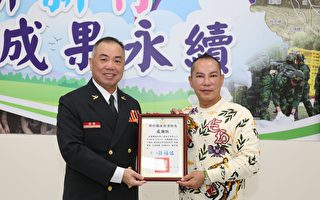 啟德機械國道救援 竹縣消防局表達感謝