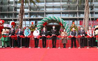 中华邮政进驻大埔美产业园区18日隆重开幕