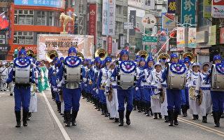 台湾嘉义国际管乐节 天国乐团受欢迎