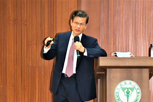 翁啟惠將獲頒威爾許化學獎 成為台灣第一人