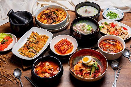 SAIKABO進軍台灣主打正統韓國家常菜肴。