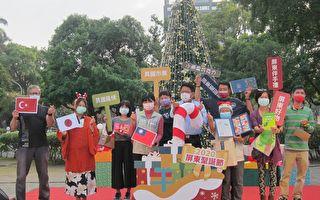 疫情升温 屏东圣诞节市集全场配戴口罩