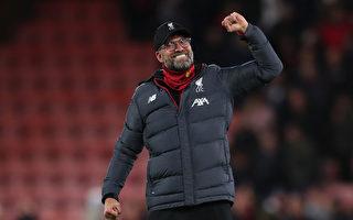 【2020十大体育】利物浦夺队史首座英超冠军