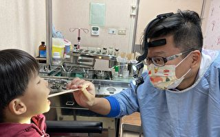 因鼻塞长期使用鼻喷剂 女童竟满口蛀牙