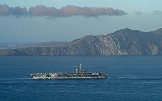 沈舟:美軍宣布部署羅斯福號航母回應中共