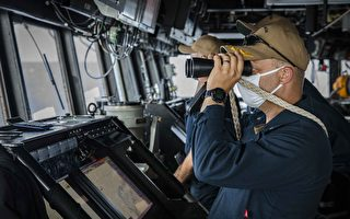 沈舟:美艦闖南沙強烈回應中共航母出動