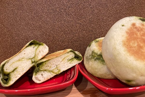 【防疫餐自己做】芋頭巧粿與香椿香餅