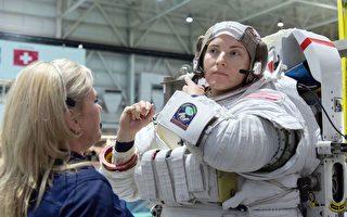 美军潜艇女军官 2024年可能前往月球