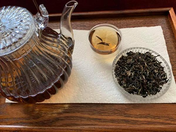 東方美人茶的趣事與沖泡方法