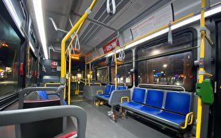 加統計局:今年公交乘客數遠低於去年