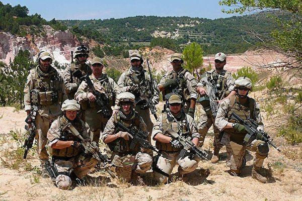 美军三角洲特种兵和海豹突击队的五大不同