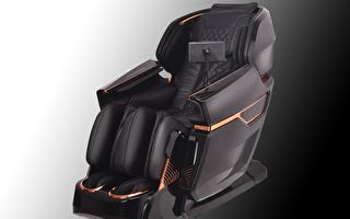 富士专利 4D-AI智能医疗按摩椅 谁与争锋