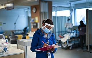 多伦多每日染疫数创新高 安省死亡破4千