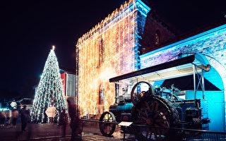 MOTAT的年度聖誕燈會——點亮聖誕