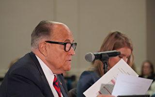 亚利桑那州民众集会 声援选举听证会