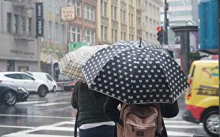 近一個月乾旱 灣區週末可望迎來降雨