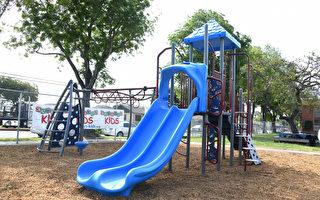 新居家令招致批評 加州重新開放遊樂場