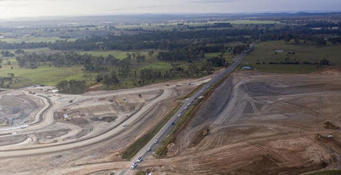 悉尼新機場規劃致Badgerys Creek地價大漲