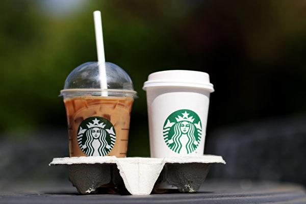 感谢前线人员 星巴克提供免费咖啡