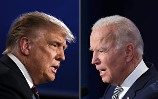 美2020大选 民调显示两党选民意见分裂