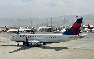 飛機起飛前使用逃生滑梯離去 美國情侶被捕
