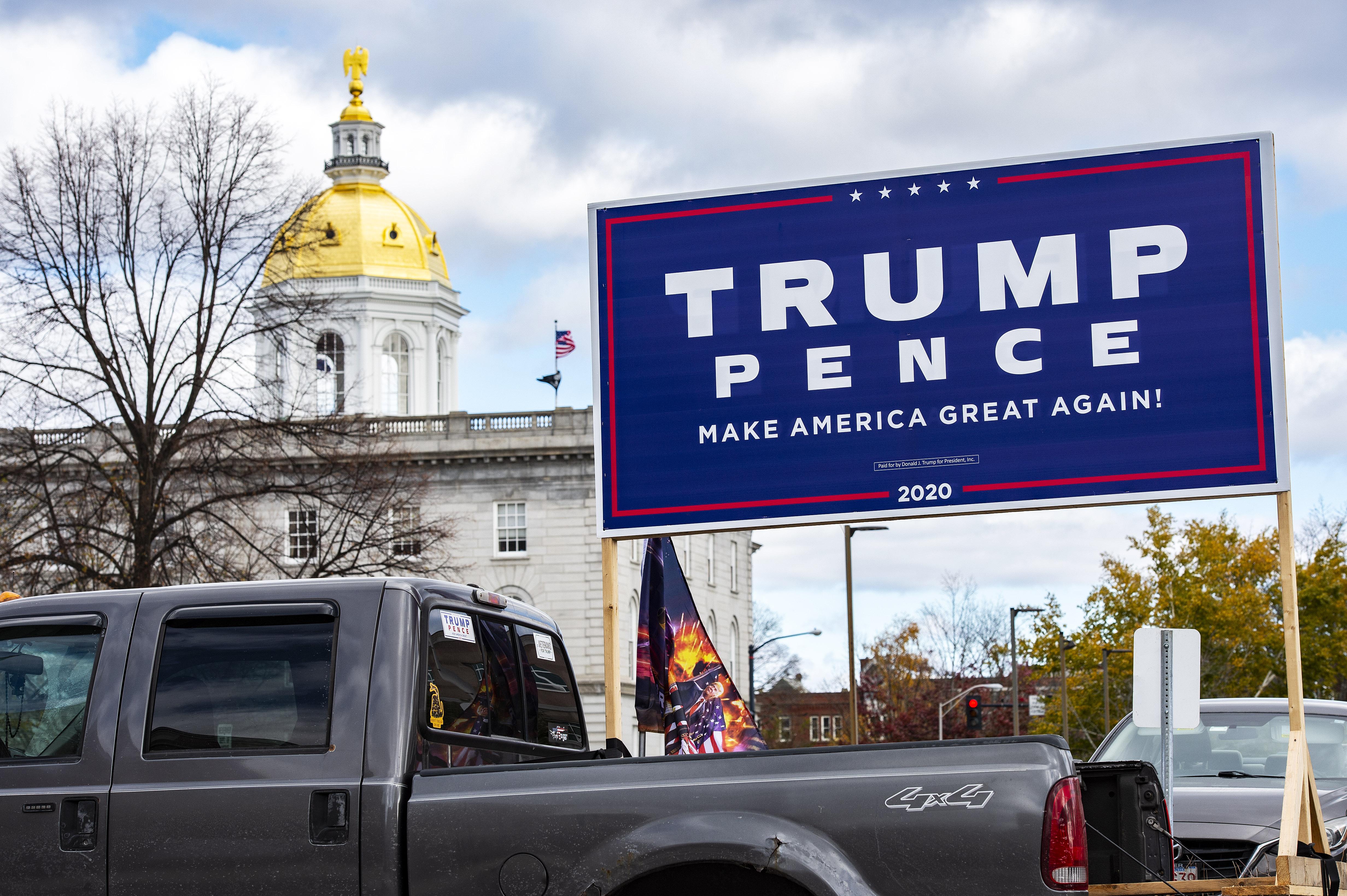 2020大選後 共和黨州議員領先席次提升67%