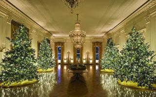 2020年白宫圣诞主题:美丽的美国