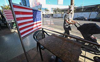 加州最新失業申請 占全美近五分之一