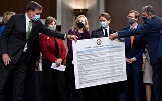 美国会两党小组提经济刺激法案 规模9千亿