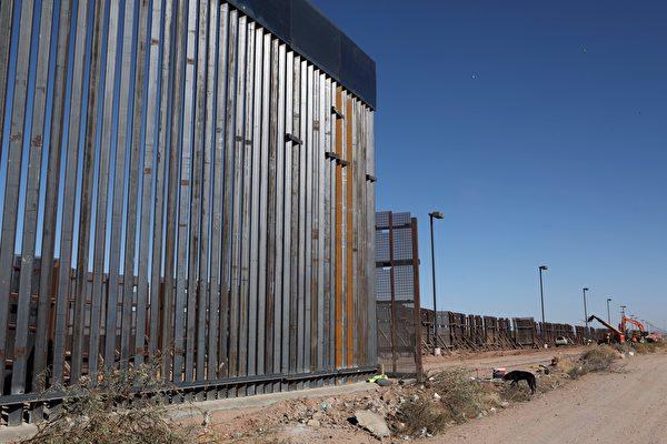 拜登凍結邊境牆資金 41議員要求總審計長評估
