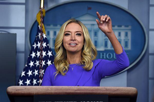 白宫发言人:不清楚外国干涉选举的相关报告