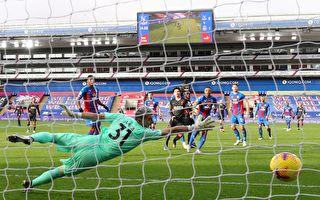 英超第14轮:利物浦狂胜 热刺连败降至第六