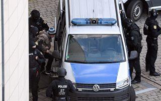 德国哈勒恐怖袭击嫌犯被判无期徒刑
