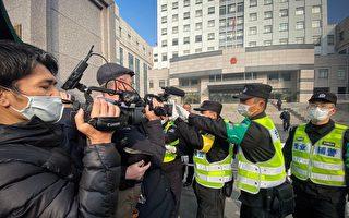 張展因報導武漢疫情被判刑 歐盟籲中共放人