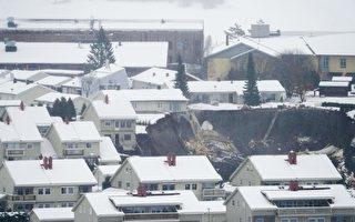 挪威發生嚴重山體滑坡 10傷15人失蹤