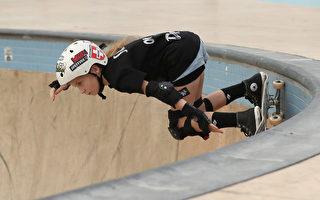 墨尔本滑板小天才:一岁炫技两岁专业训练