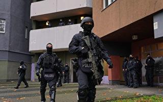 德國綠穹珍寶館失竊大案 又一嫌犯落網