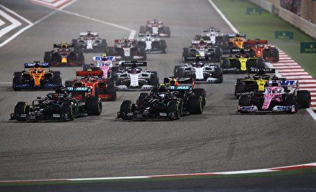 F1第16站——萨基尔大奖赛