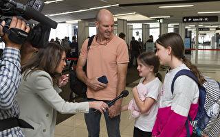 疫情缓解 南澳阿德莱德恢复国际航班运营