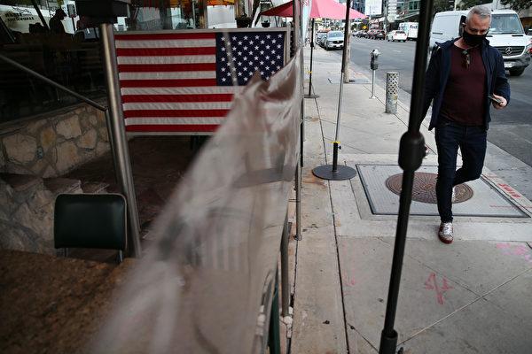 加州新居家令 企业倒闭潮再现、失业人数激增
