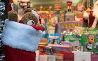 店主送出價值1600元聖誕禮物給癌症兒童患者