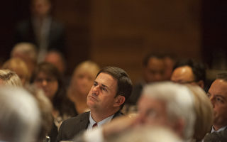 朱利安尼:亚利桑那州长拒绝与我见面