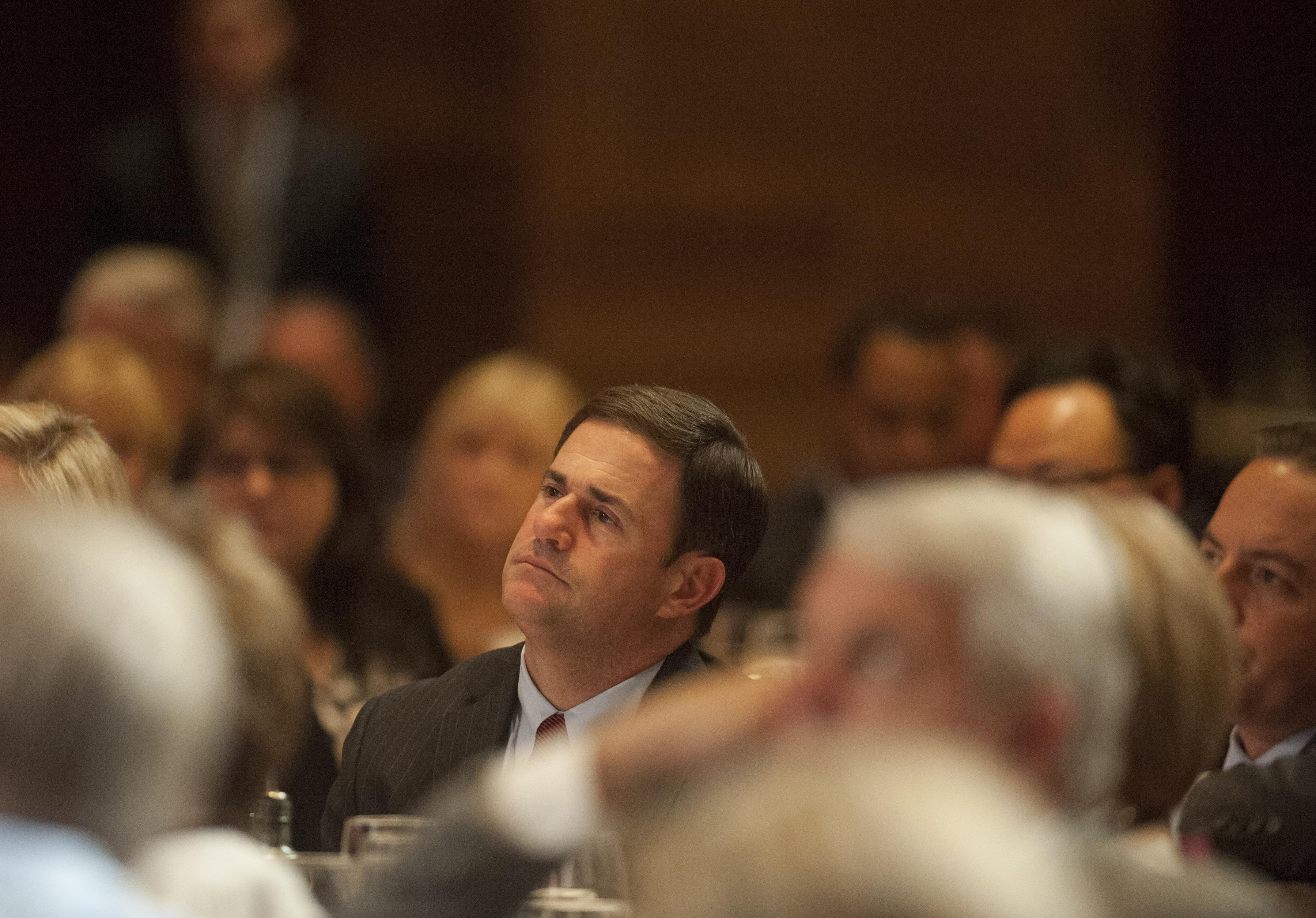 朱利亞尼:亞利桑那州長拒絕與我見面
