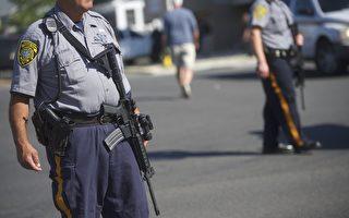 """新泽西修改""""使用武力""""规定  民众忧导致警察不作为"""