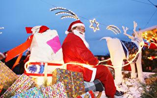 圣诞老人是如何走进圣诞节的?